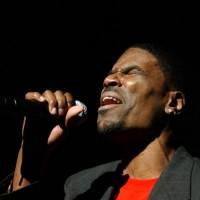 Glen Lewis sings