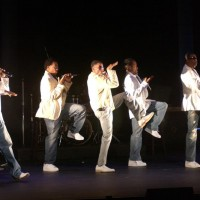 In Essence performs #1